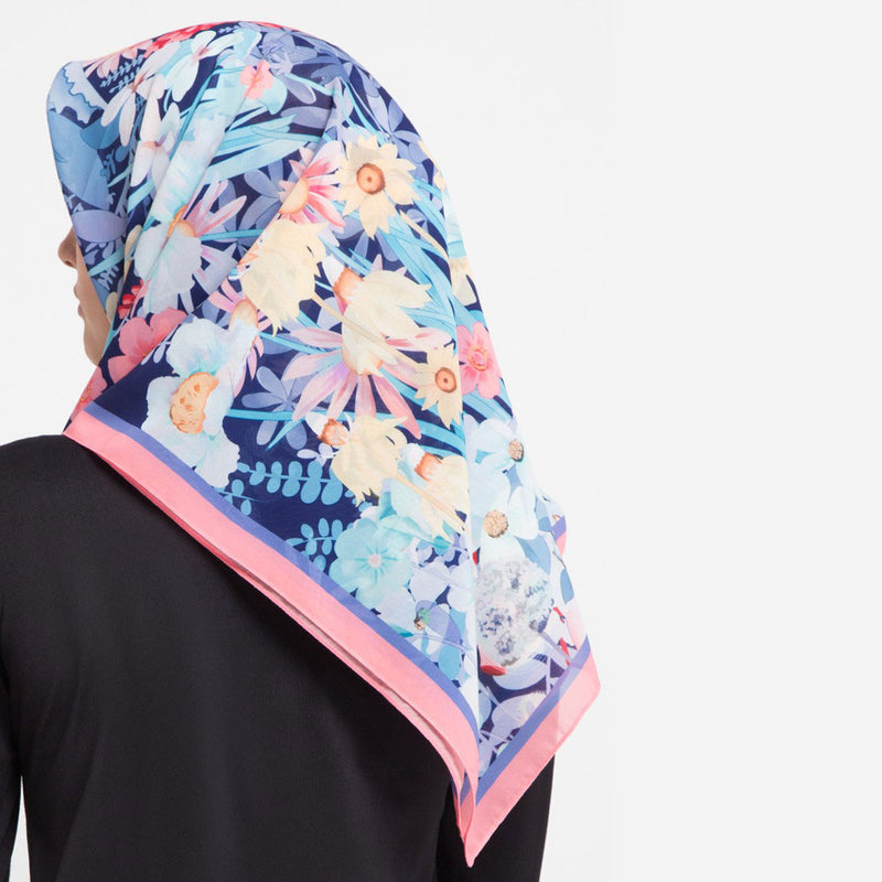 Secret Garden Scarf-2Madison Avenue Indonesia