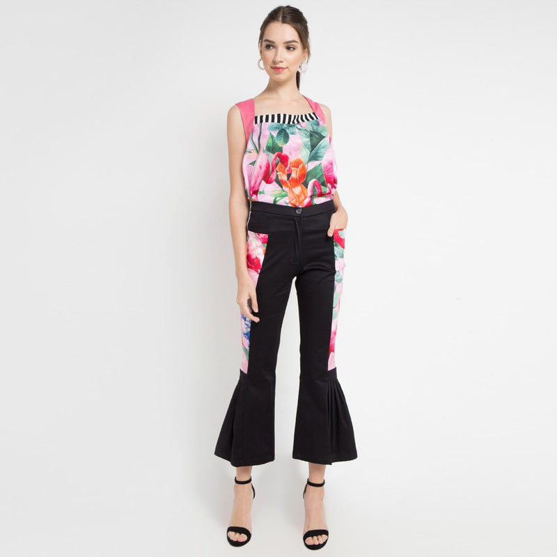 Lydia Pants with Miami Pink-2Madison Avenue Indonesia