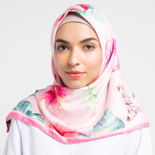 Spring Frida Scarf-2Madison Avenue Indonesia
