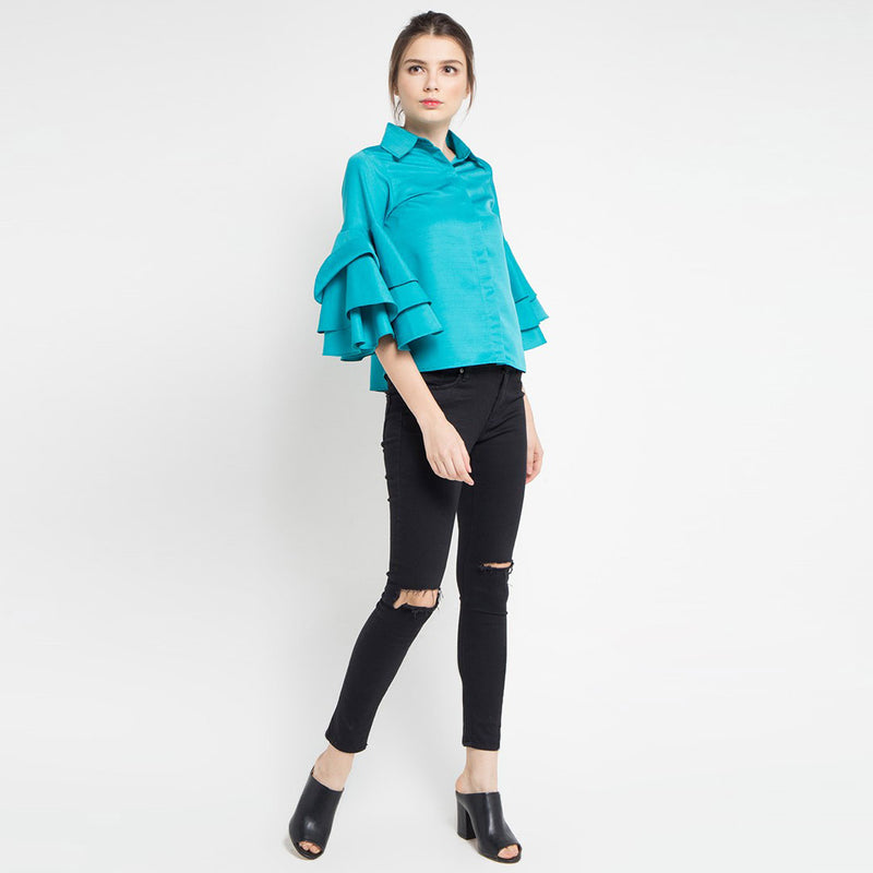 Tango Shirt in Tosca-2Madison Avenue Indonesia