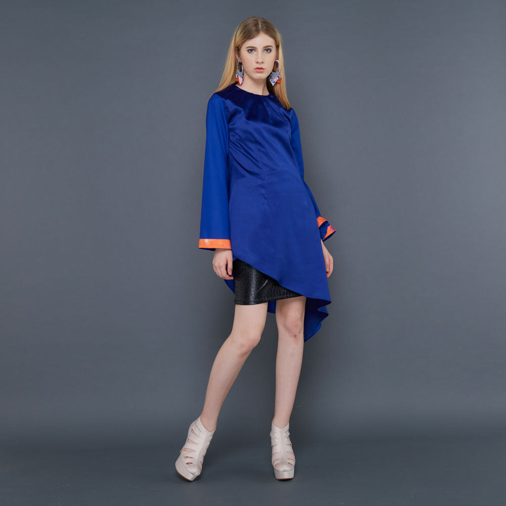 Mady Top In Blue-2MADISONAVENUE.COM (1972172718122)