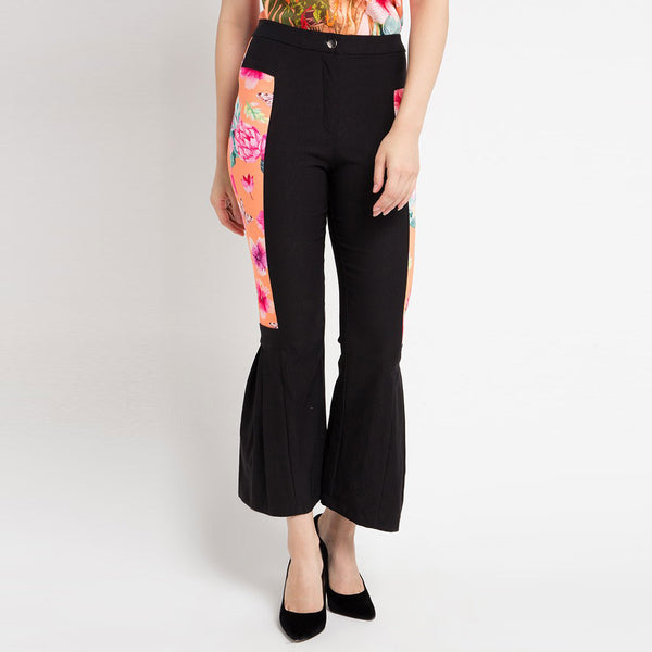 Lydia Pant in Orange Bliss-2Madison Avenue Indonesia