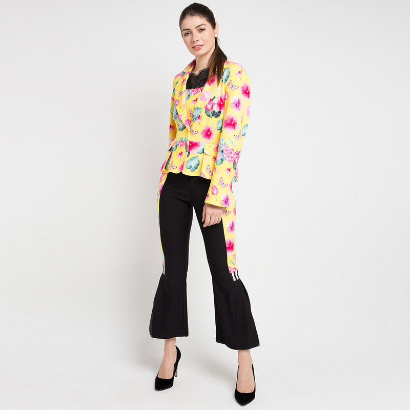 Lydia Pant in Yellow Bliss-2Madison Avenue Indonesia