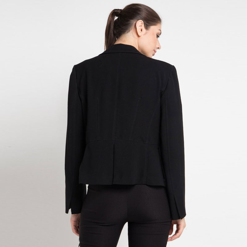 Signature Black Blazer-2Madison Avenue Indonesia