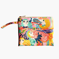 Doodle Dollie Pouch-2Madison Avenue Indonesia