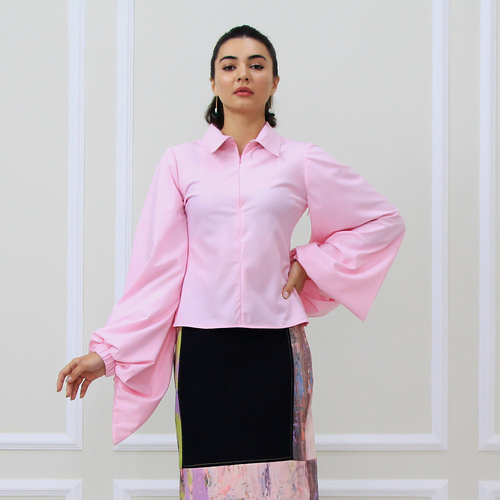 GoUp top in Pink (6550805053463)