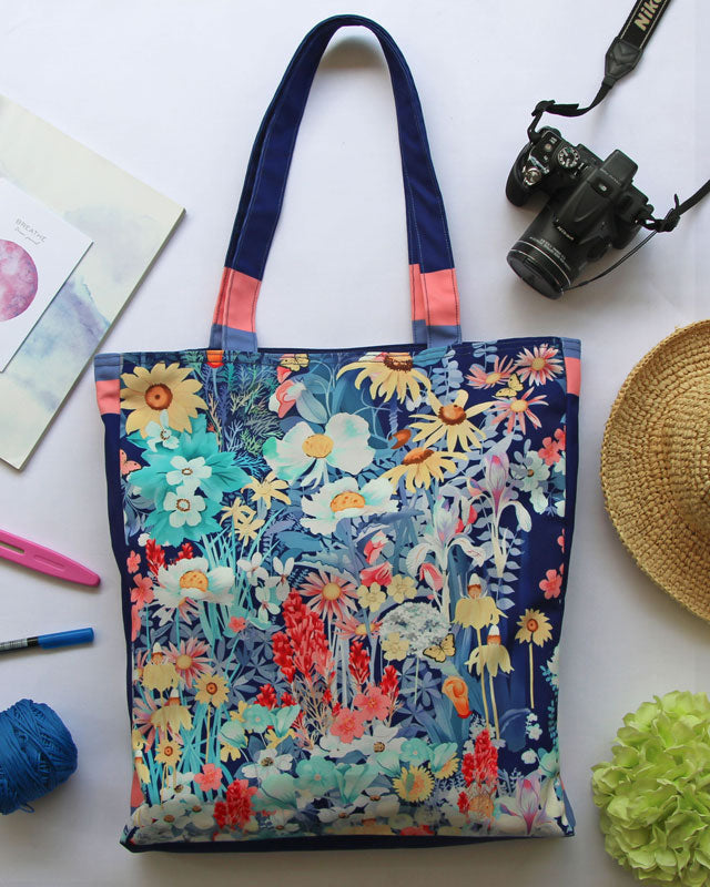 Secret Garden Tote Bag-2Madison Avenue Indonesia