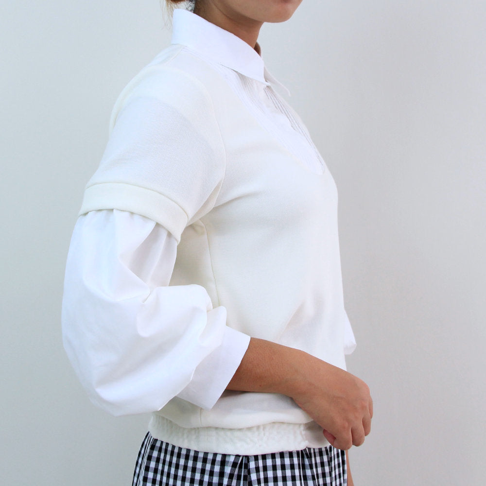 Layering Reg Top in White (6546131648535)