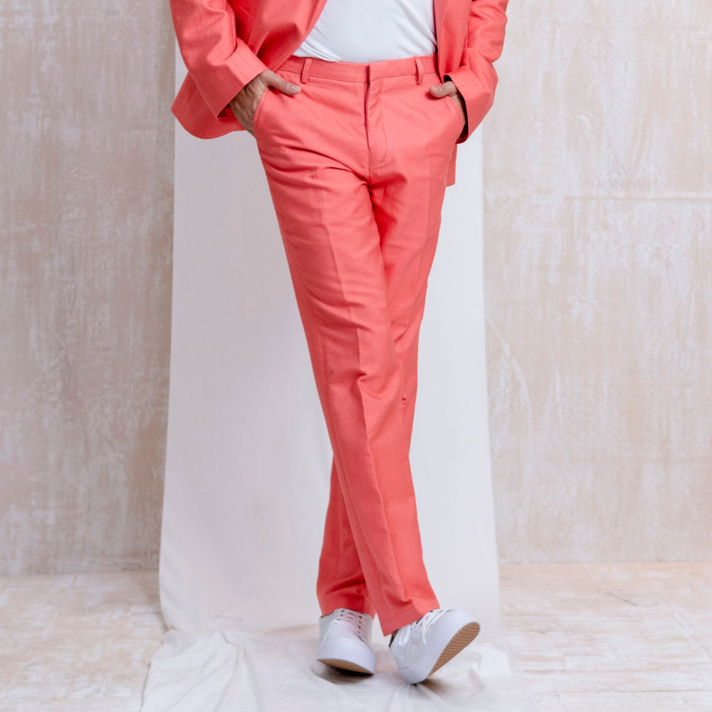 Liga Man Pant in Rose Pink