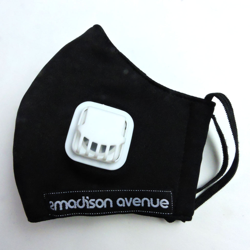 Pop Facemask With Air Valve-2MADISONAVENUE.COM (4416965312535)