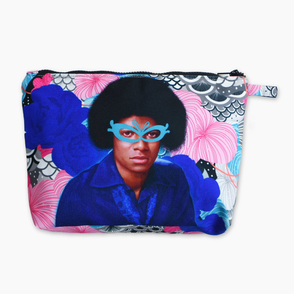 Pouch With Recharging Michael Jackson-2MADISONAVENUE.COM