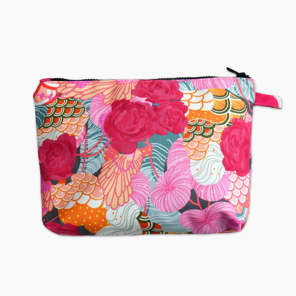 Pouch With Recharging Pink-2MADISONAVENUE.COM