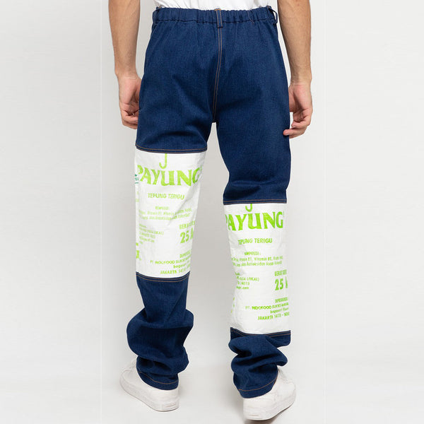 R&B Go Green Denim Pants