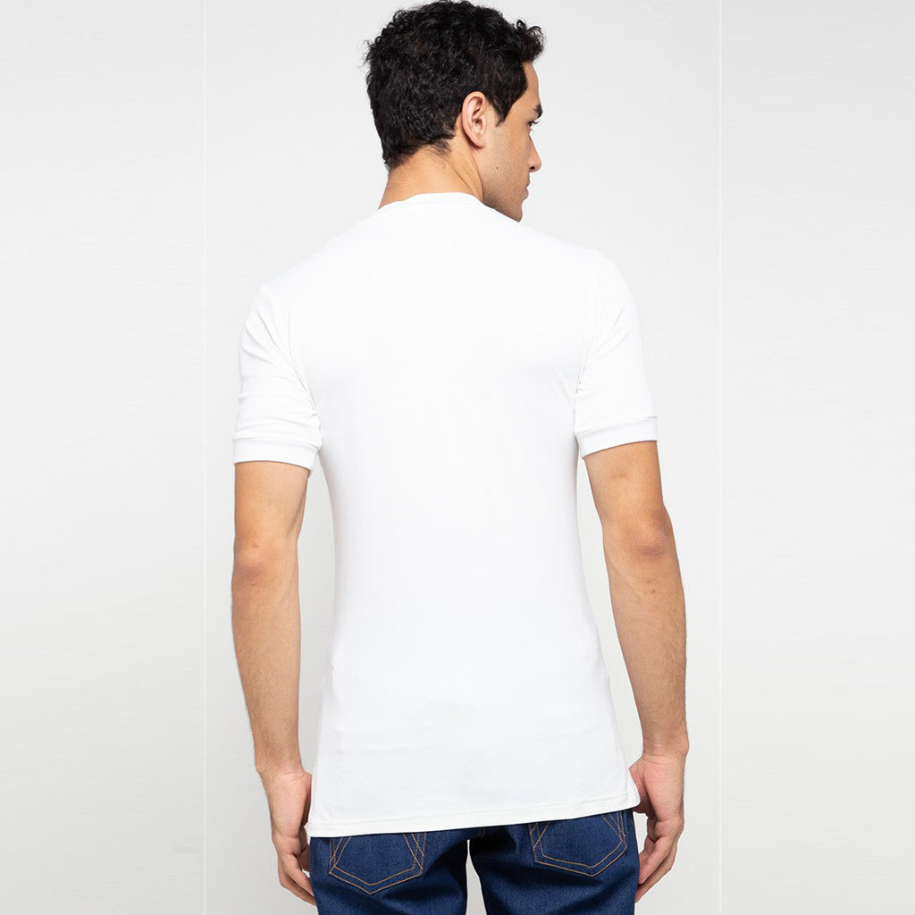 Go Green With Segitiga Short Sleeve Man Shirt-2MADISONAVENUE.COM