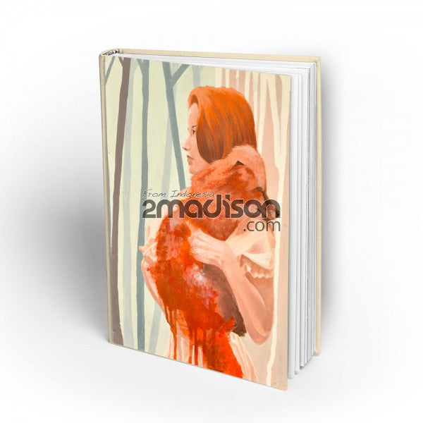 Catching Fox Premium Artbook-2MADISONAVENUE.COM (1829167595562)