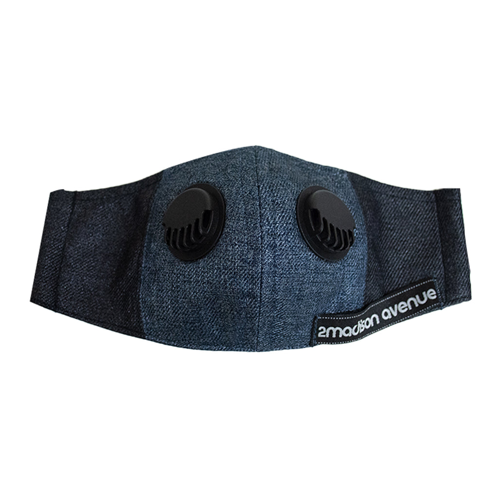 Workwear #8 Facemask With Air Valve