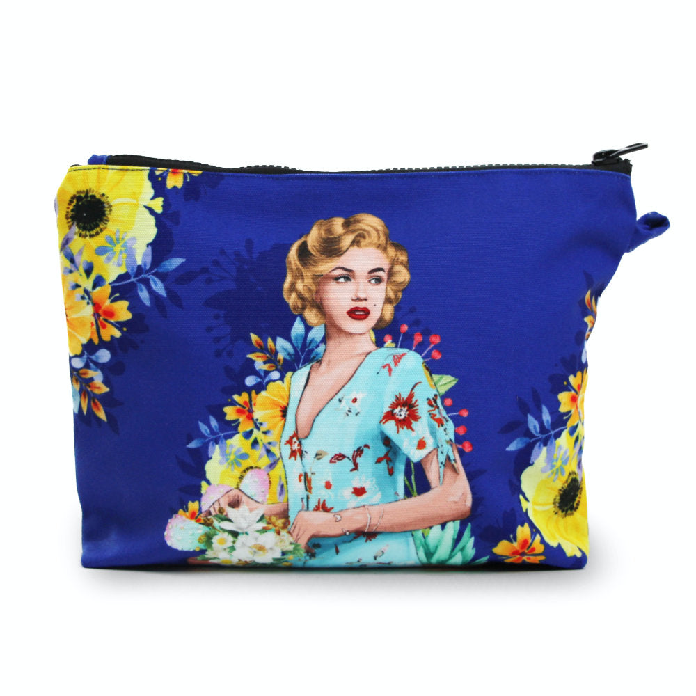 Pouch Marilyn Blues-2MADISONAVENUE.COM