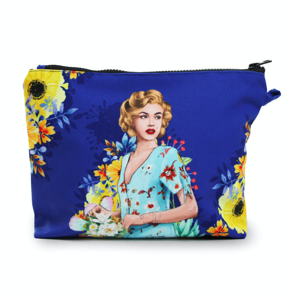 Pouch Marilyn Blues