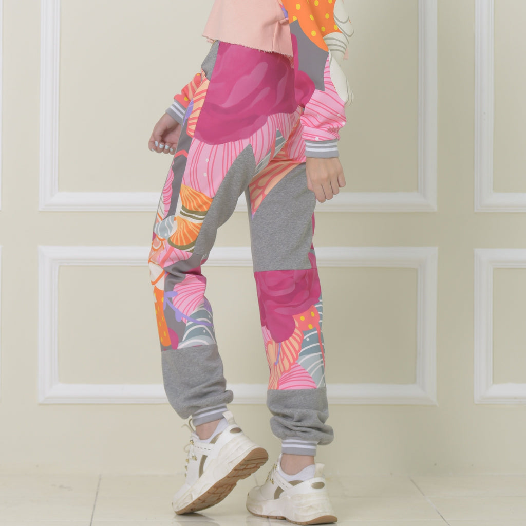Billy Sweatpants With Recharging Pink (6545729191959)