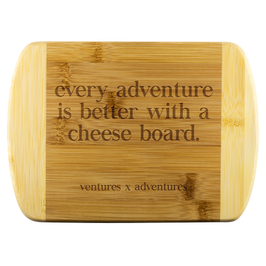 Wanderer's Cheese Board