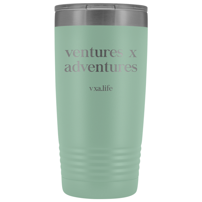 Wander Tumbler - hot n cold insulated vacuum tumbler