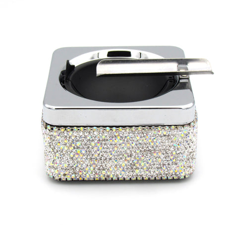 Handcraft  Rhinestone Ashtray