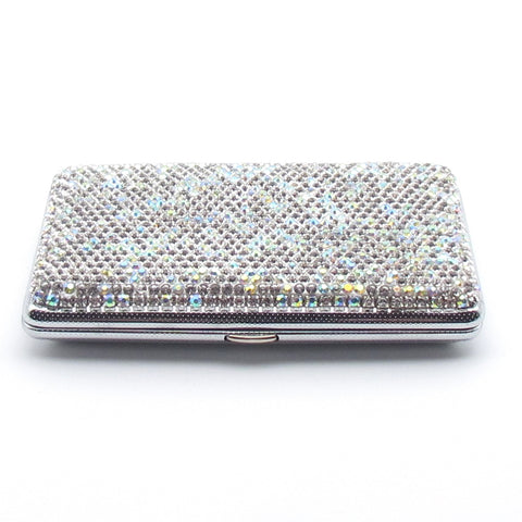 Handcraft Rhinestone Cigarette/card  holder