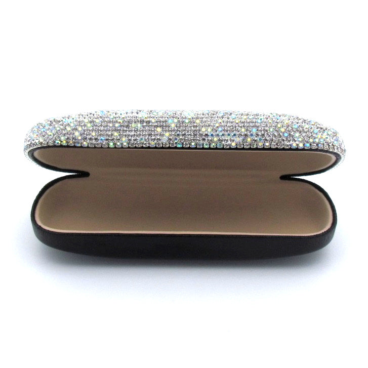 Handcraft Rhinestone Glasses Case