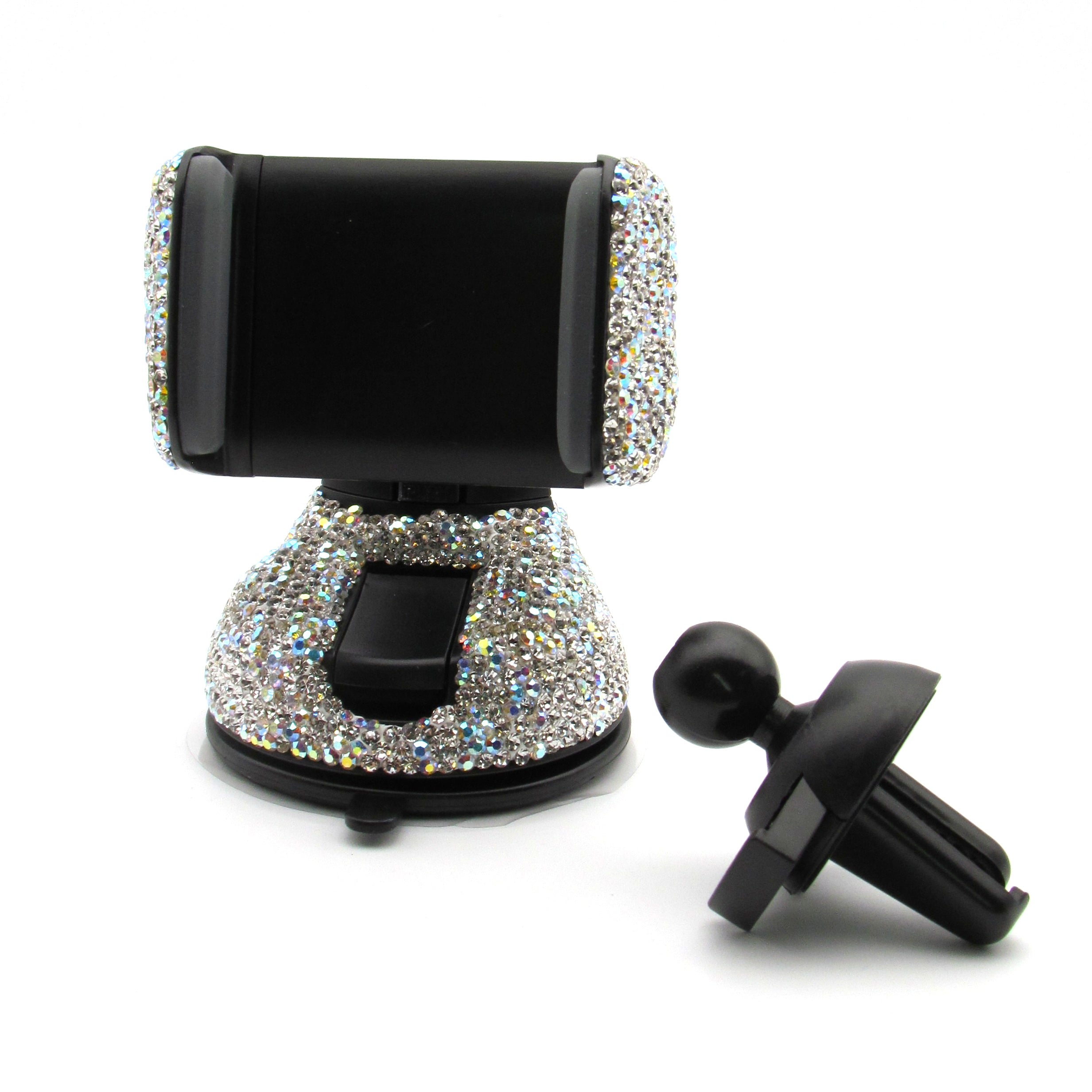 Handcraft  Rhinestone bling bling car phone holder