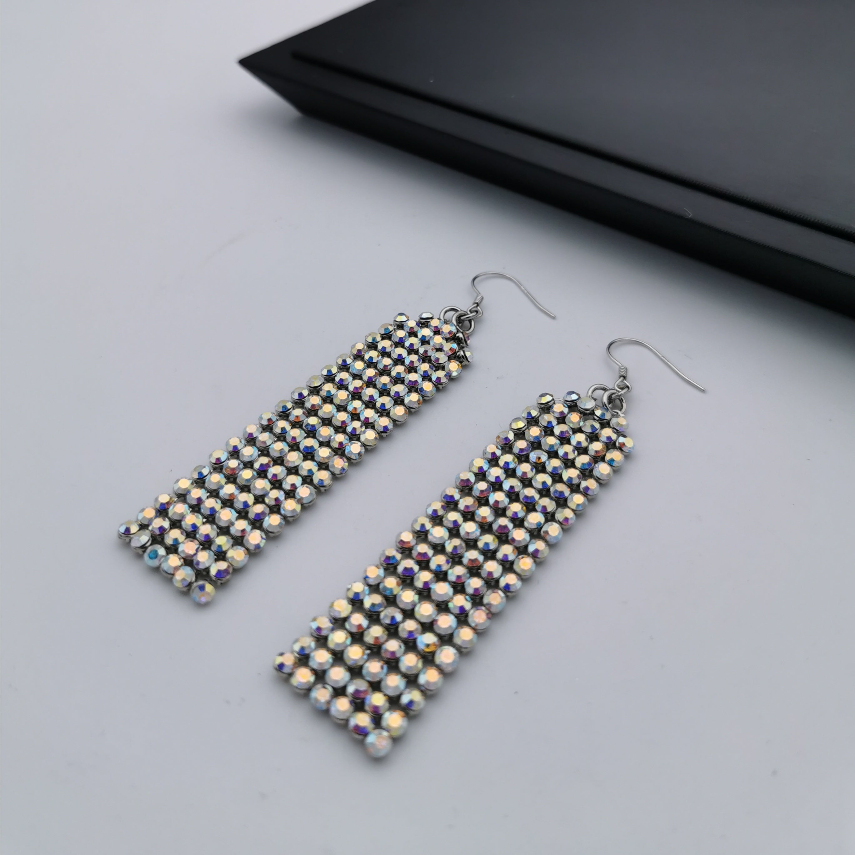 Swarovski element earring