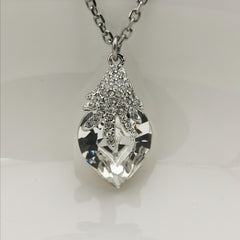 Swarovski element necklace