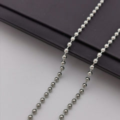 Stainless steel little ball chain