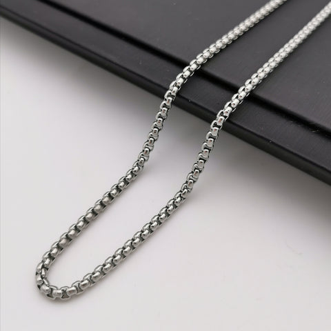 Stainless steel unisex chain
