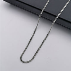 Stainless steel adjustable chain