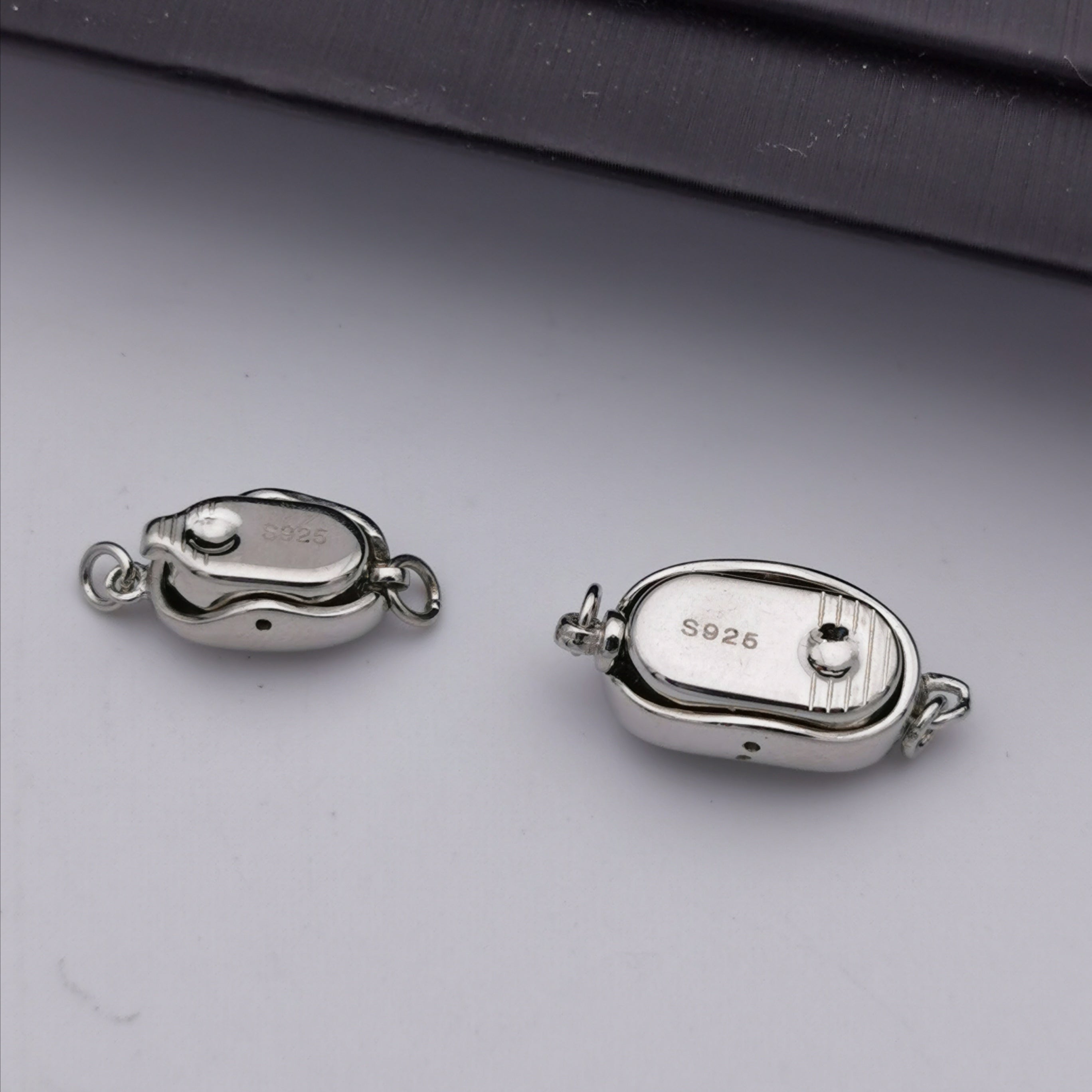 S925 sterling silver clasp