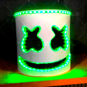 MarshMello DJ Helmet - Wilder Party