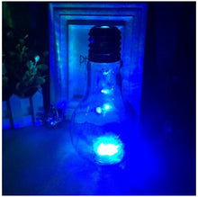 Mighty LED bumble bulb bottle glass - Wilder Party
