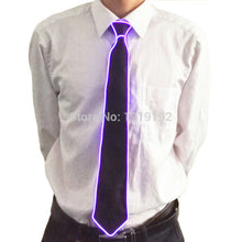 Glowing Neon LED Bow Ties - Wilder Party