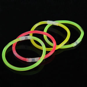 Multi-color night club glow sticks x100 - Wilder Party