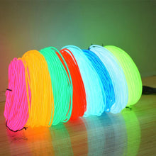 Waterproof multi purpose EL wire LED neon cable strip - Wilder Party