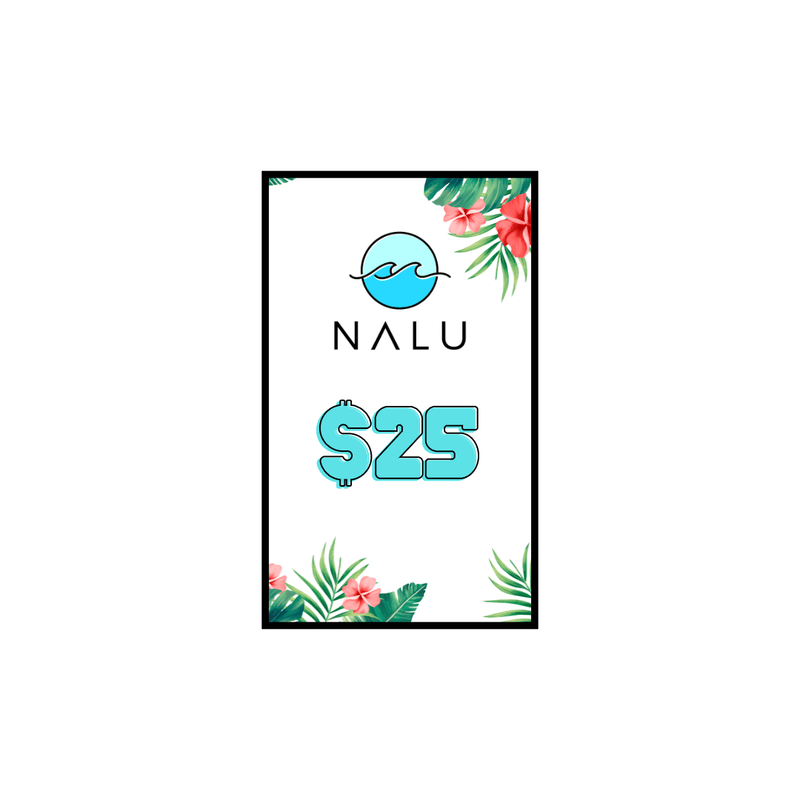 Nalu Jewels Gift Card $25.00