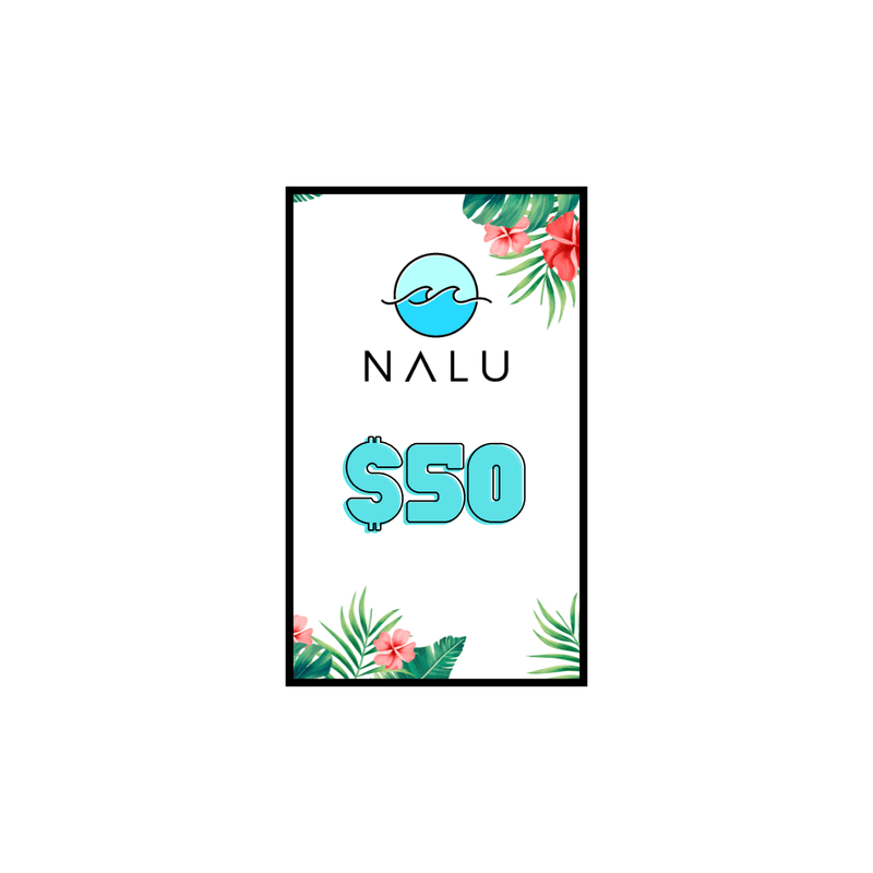 Nalu Jewels Gift Card $50.00