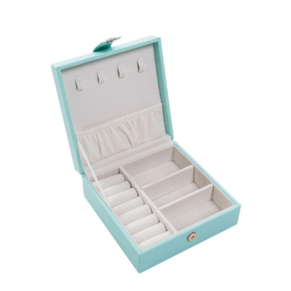 Nalu Jewels Jewellery Box Teal