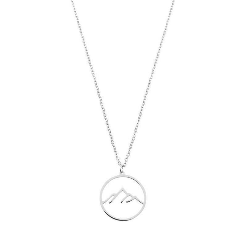 Nalu Jewels Mountain necklace Adjustable