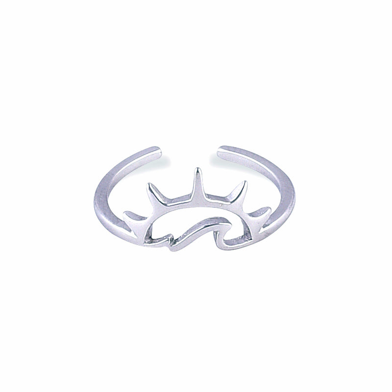 Nalu Jewels Sunset Ring One Size Adjustable