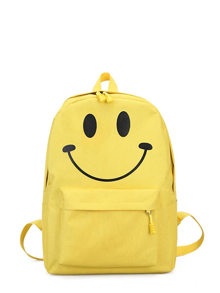Emoji Front Backpack