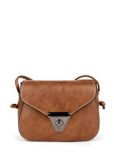 Flap Cross body Bag with Strap adjustable