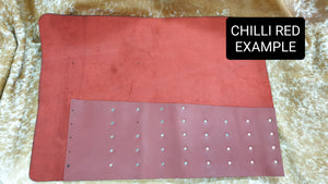 (Chilli Red) Executive Roll - 12 Pockets
