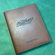 Butcher's Cook Book (book cover)