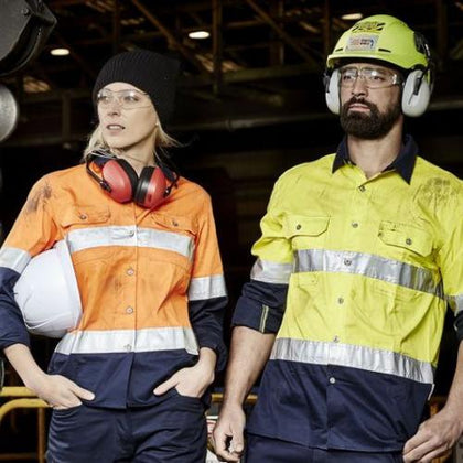 SAFETY, PPE GEAR @ REDZ WORKWEAR NORTH LAKES